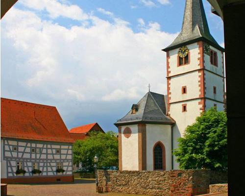 ortsführung mörlenbach