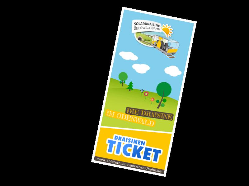 draisine ticket