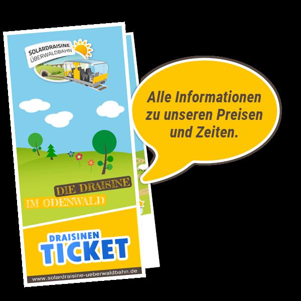 solardraisine ticket