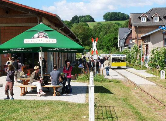 draisinenbahnhof wald-michelbach