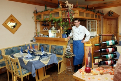 Jens Jöst Bergblick Restaurant