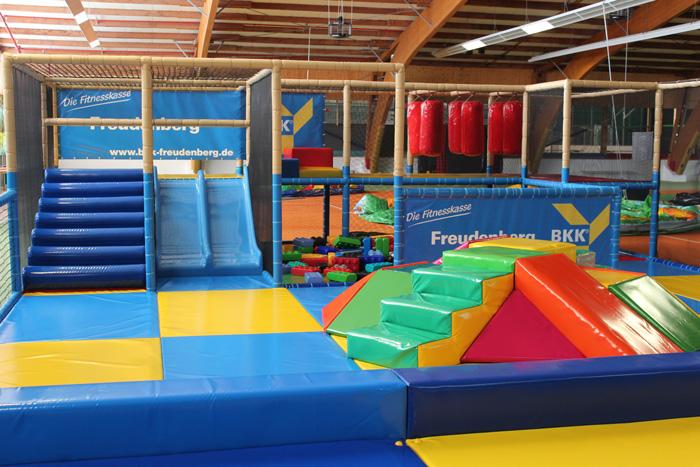 spielplatz indoor mörlenbach