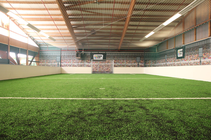 soccer arena mörlenbach