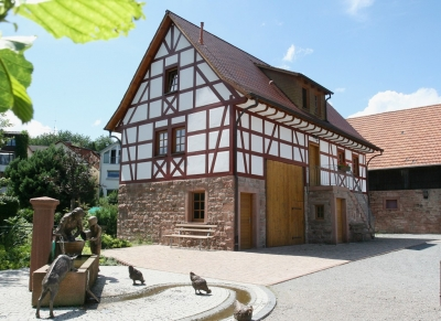 einhaus in wald michelbach