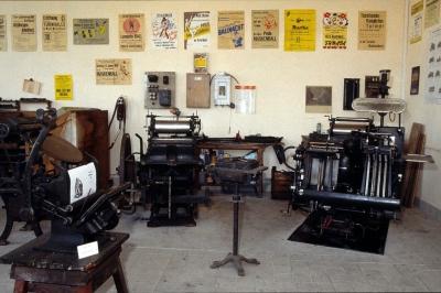 druckerei museum wald michelbach