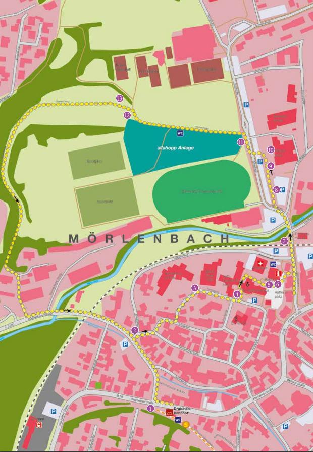Walk of Art Mörlenbach