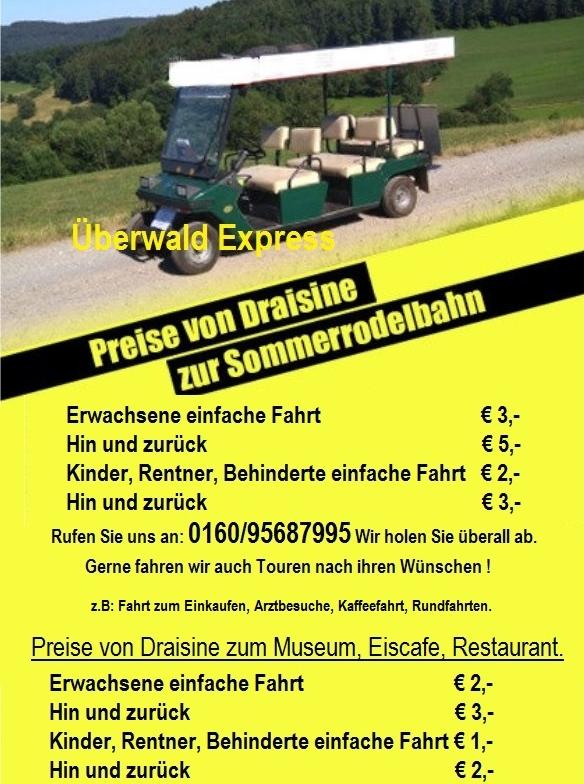 überwald express